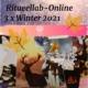 Winterse collage voor Ritueellab-Online 3 x winter 2021