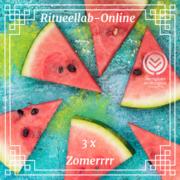 Ritueellab-Online: 3 x Zomerrrr 2021