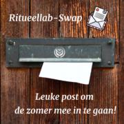 Ritueellab-Swap: Creatieve post voor de zomer!
